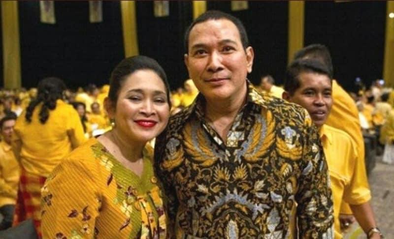 Siti Hediati Harijadi Alias Titiek Soeharto Memutuskan Keluar Dari Partai Golkar Untuk Bergabung Ke Partai Berkarya Ini Alasan Titiek Memilih Masuk Ke