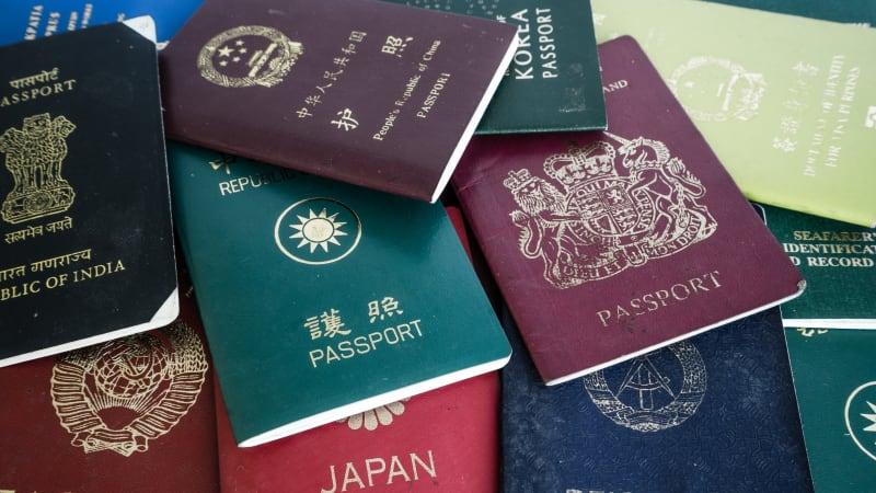 Image result for ilustrasi passport