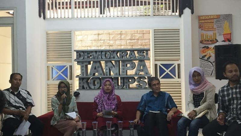 Diskusi ICW
