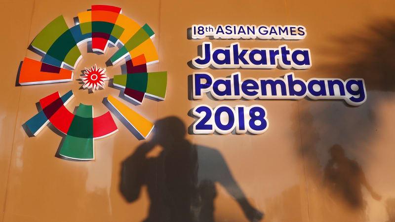 Ilustrasi Asian Games Jakarta Palembang 2018