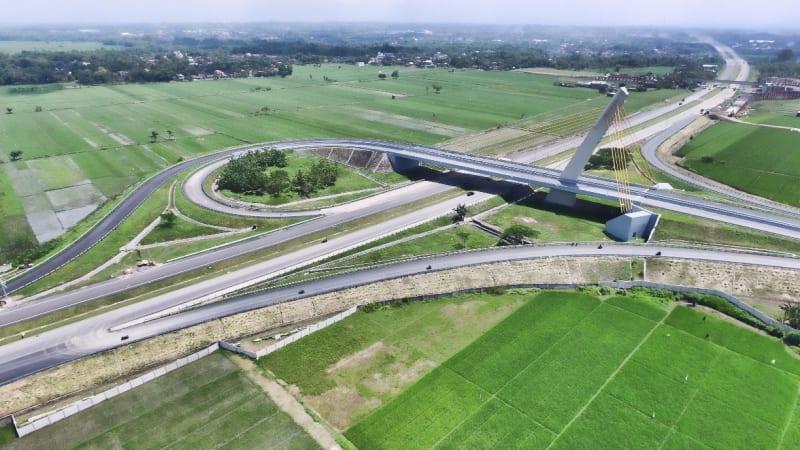 Jalan Tol Solo-Ngawi yang Siap Beroperasi