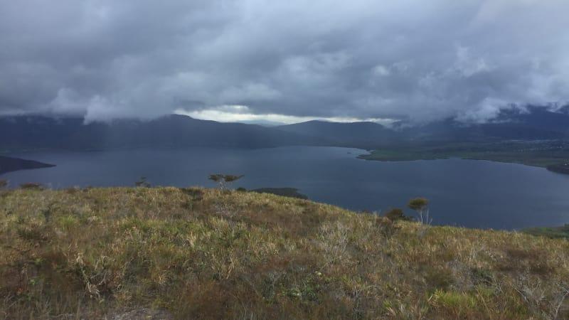 Kondisi Jalan dan Masyarakat Pegunungan Arfak Papua Barat