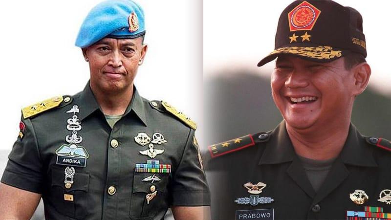 Image result for Letjen TNI Andika Perkasa