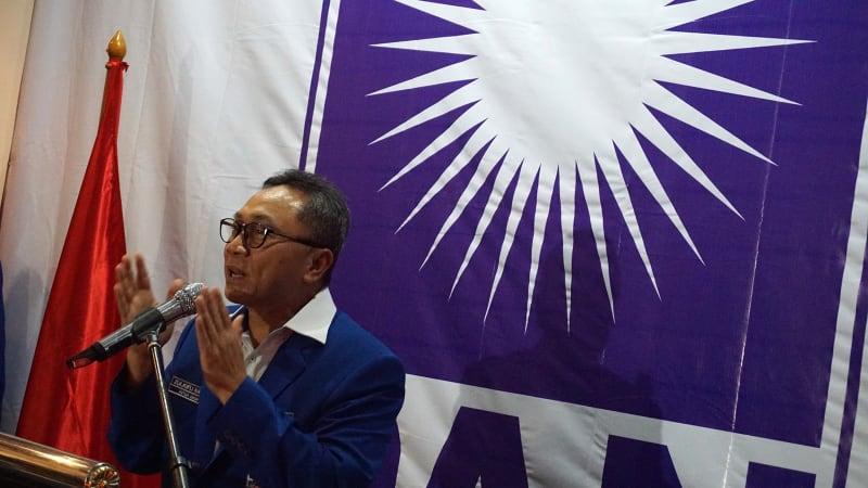 Zulkifli Hasan Ketua PAN