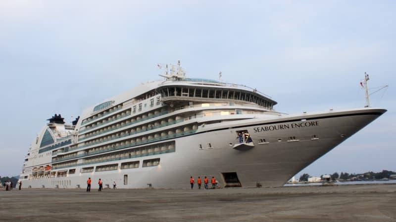 Kapal pesiar MS Seabourn Encore