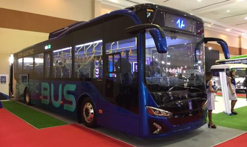 Bus Listrik Mobil Anak Bangsa