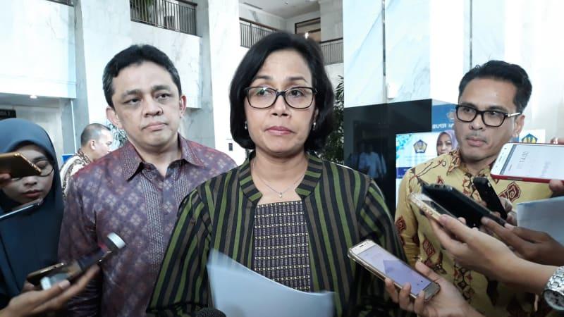Sri Mulyani Indarwati, Menteri Keuangan
