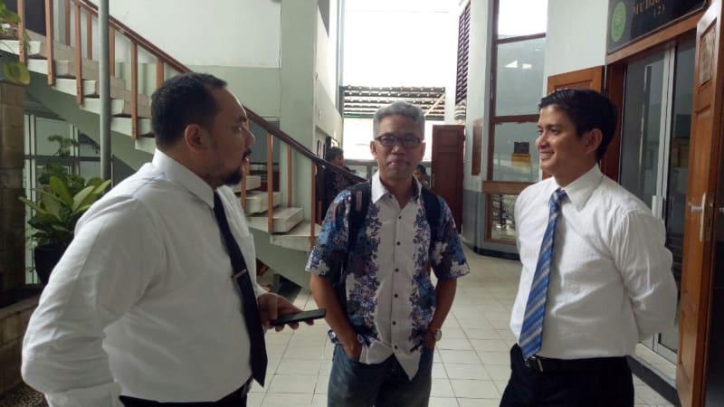 Buni Yani kembali jalani sidang praperadilan di Pengadilan Negeri Jakarta Selatan