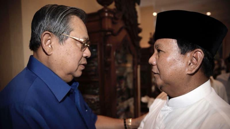 Demokrat, SBY, Prabowo, Pilpres 2019