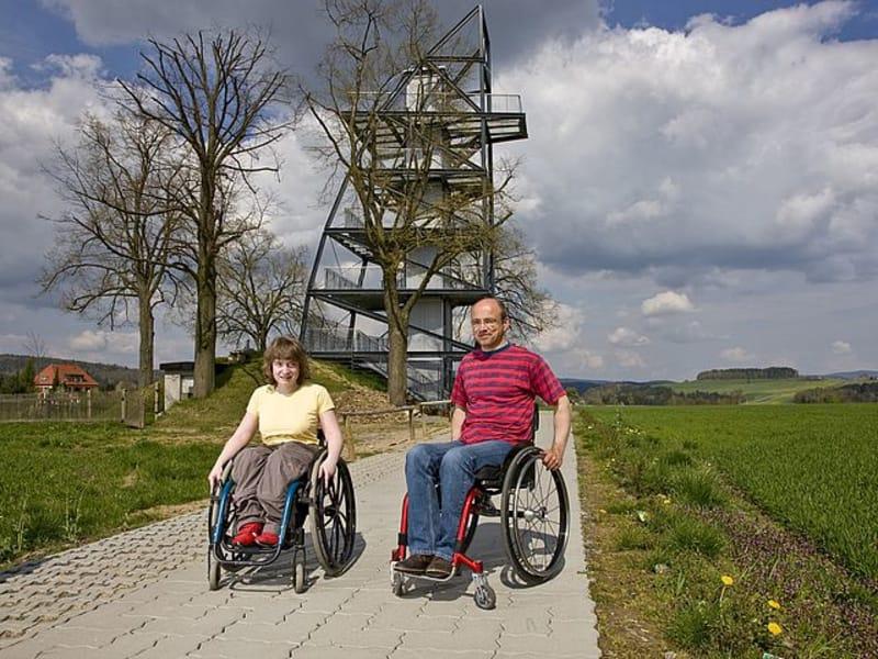 Aksesibilitas di Jerman yang Sangat Baik