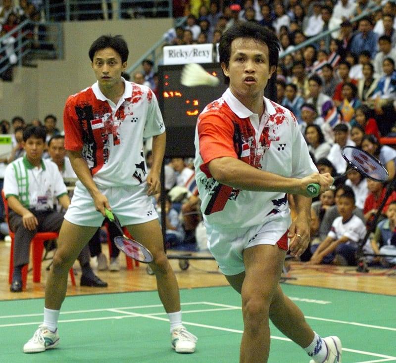 Ricky Subagdja dan Rexy Mainaky (NOTCOV)