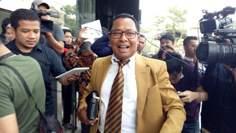 Sapriyanto Refa, tim kuasa hukum Fredrich Yunadi