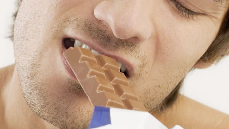 Cokelat sebabkan gangguan mood pada pria