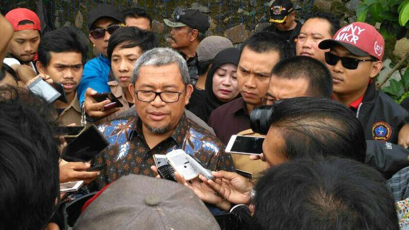 Gubernur Jabar Ahmad Heryawan di Bogor