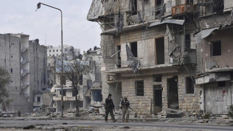 Foto Suriah