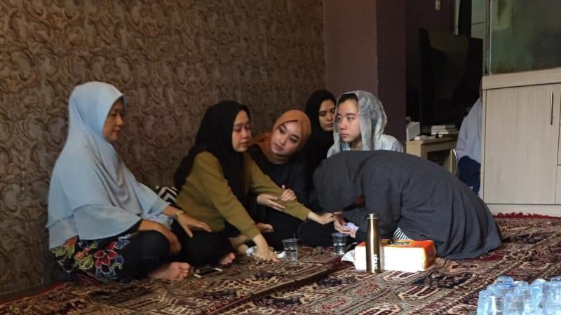 Istri Muhammad Luthfi Nurramdhani
