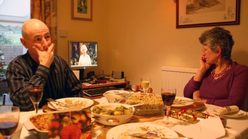 Ratu Elizabeth II Siaran Televisi
