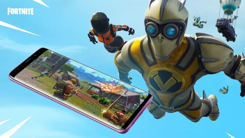 Game 'Fortnite' di Android