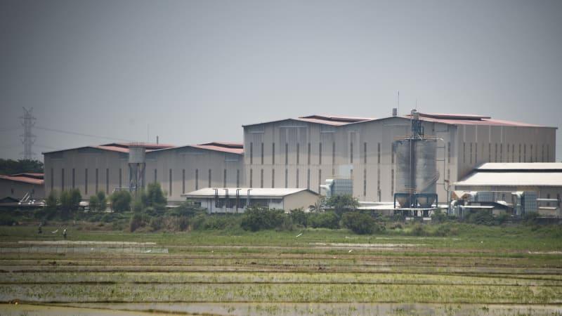 Pabrik Pengguna Bahan Baku Asbes di Cikarang