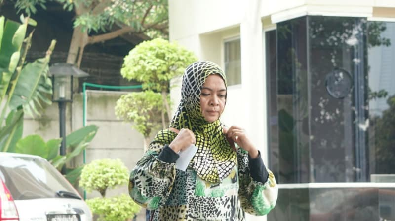Wa Ode Nurhayati, Mantan Anggota DPR RI, Diperiksa KPK, Korupsi KTP Elektronik
