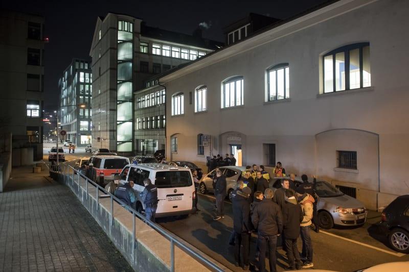 Kondisi Islamic Center di Zurich Paska Penembakan