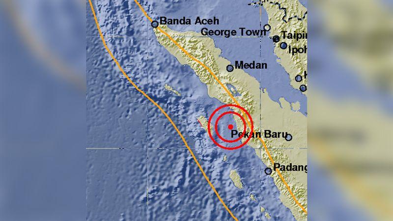 Gempa Mandailing