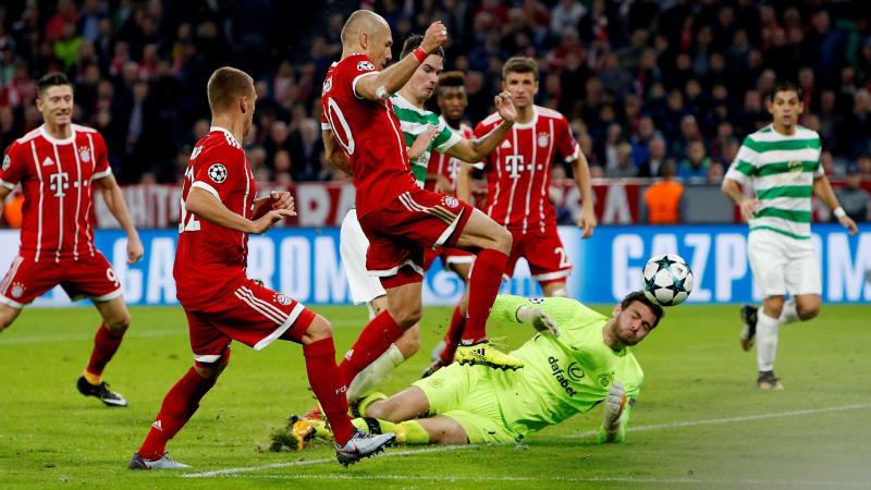 Bayern Muenchen vs Celtic
