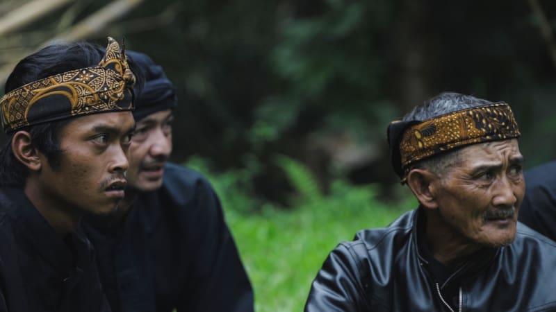 Para Penghayat Sunda Wiwitan
