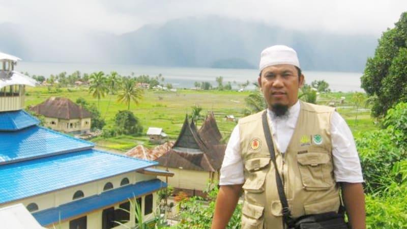 Ketua FUI Bernard Abdul Jabbar