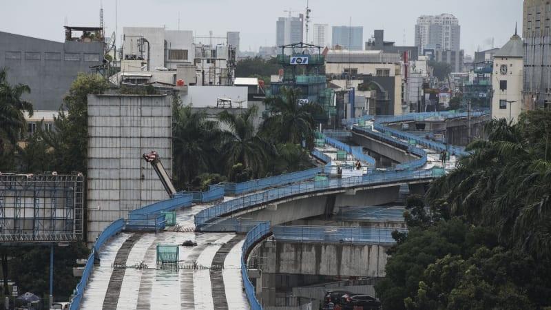 Pembangunan Jalur MRT