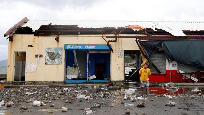 Badai di Filipina