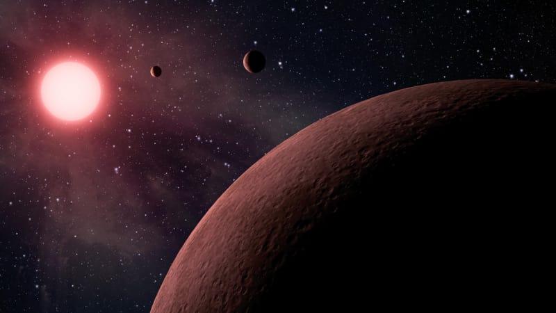 Hasil gambar untuk NASA Berhasil Temukan 8 Planet Baru