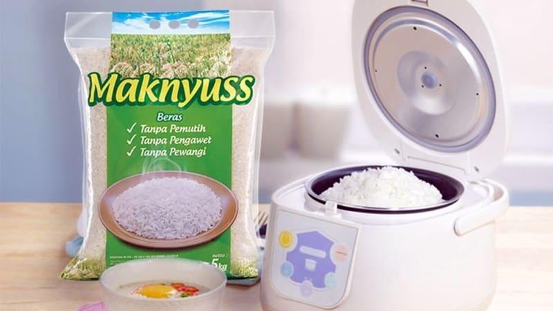 Beras Maknyuss