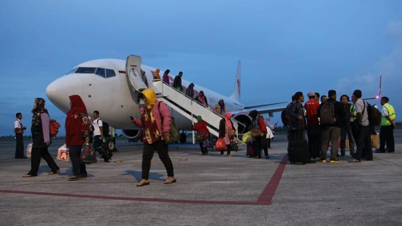 Bandara Internasional Lombok Ditutup