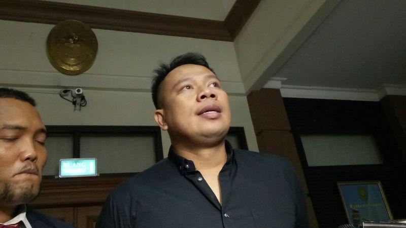 Vicky Prasetyo di PA Jakarta Selatan