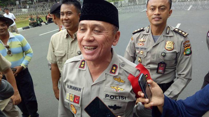 Irjen Pol M Iriawan, Kapolda Metro Jaya