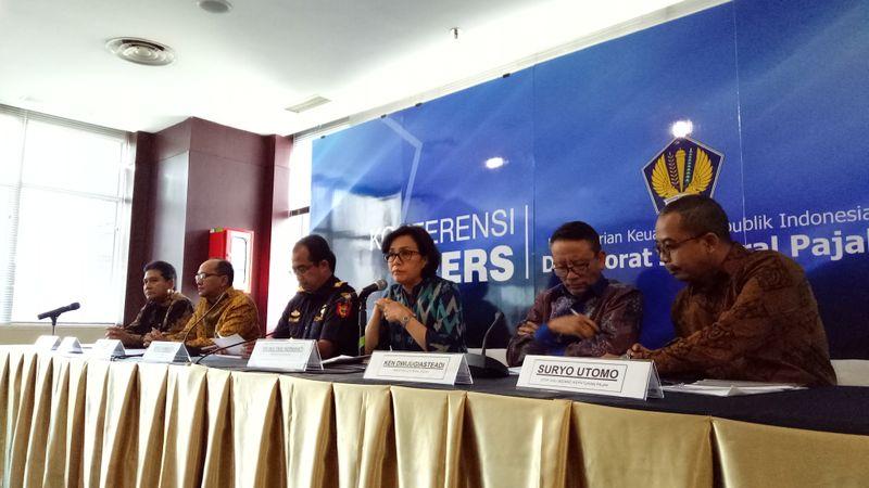 Peluncuran Tim Reformasi Pajak dan Cukai