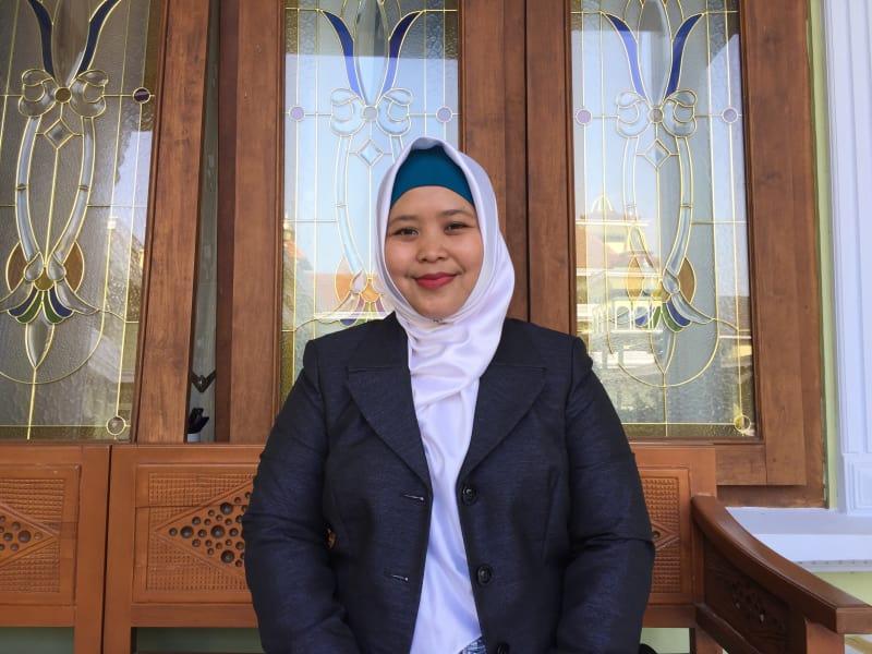 Siti Asiyah, Diplomat Indonesia