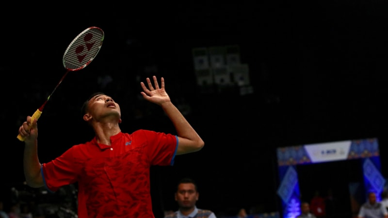Tommy Sugiarto vs Lee Chong Wei