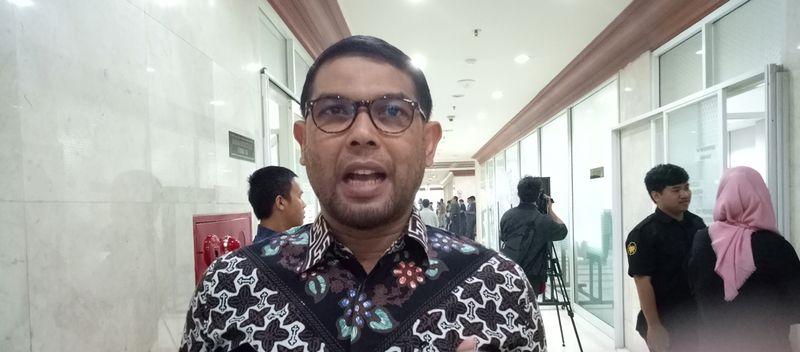 Nasir Djamil, Fraksi PKS, Komisi III