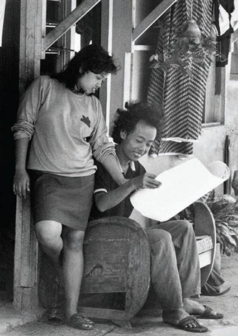 Wiji Thukul Perjalanan Hidup Kumparan