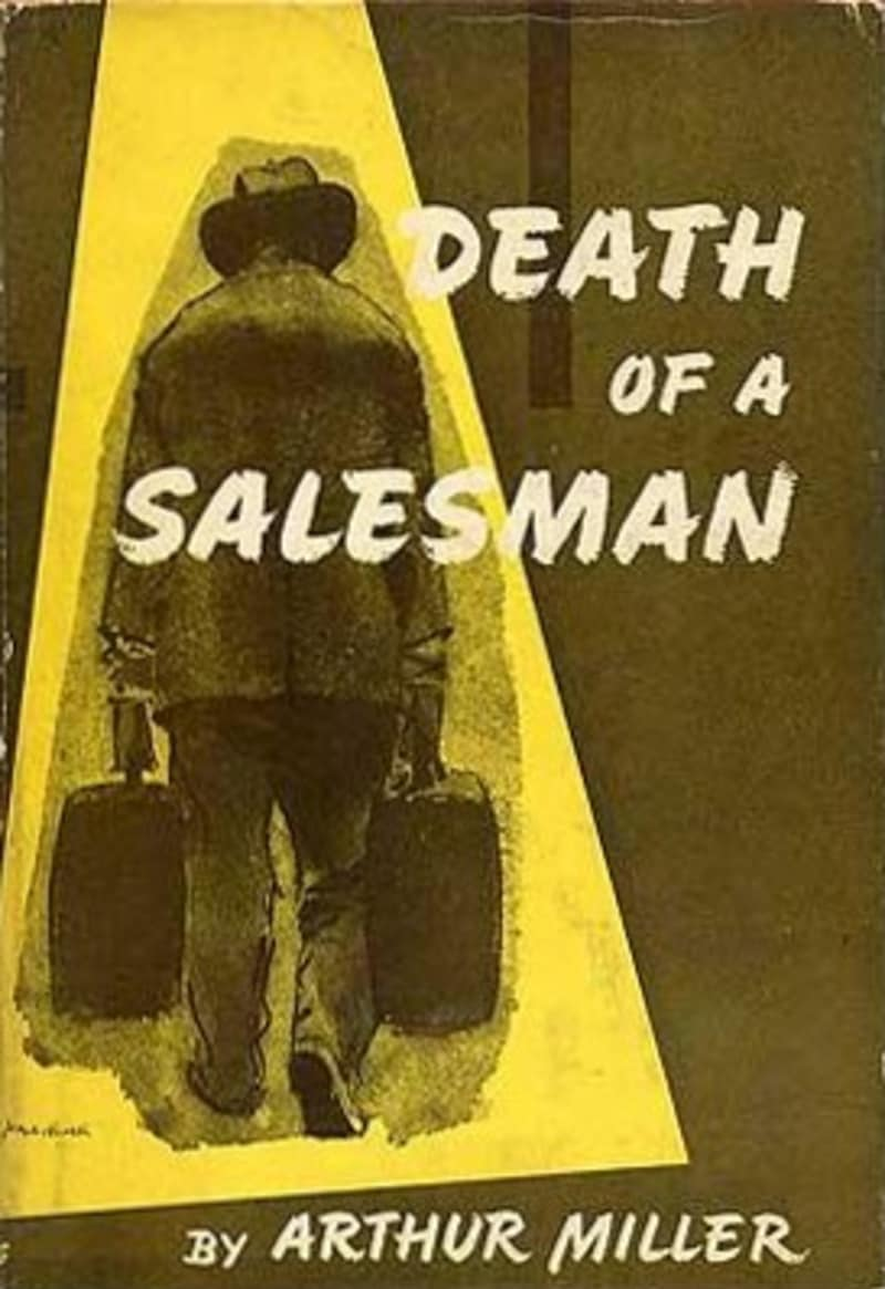 the flaws of willy loman in death of a salesman by arthur miller The theme of the american dream in death of a salesman from litcharts death of a salesman by arthur miller willy loman 's version of the dream.