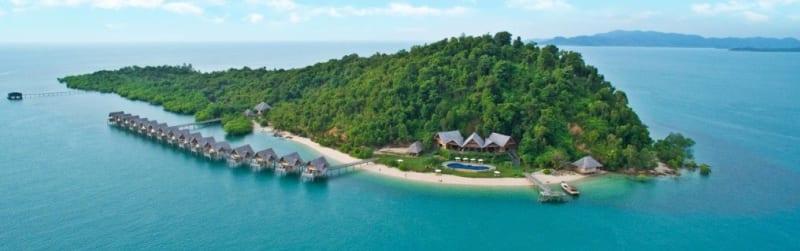 Pulau Telunas, Riau