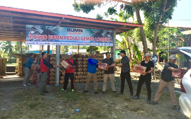 com-Mandiri Peduli Gempa Lombok