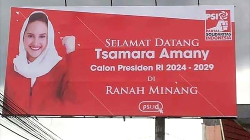 Tsamara Capres 2024