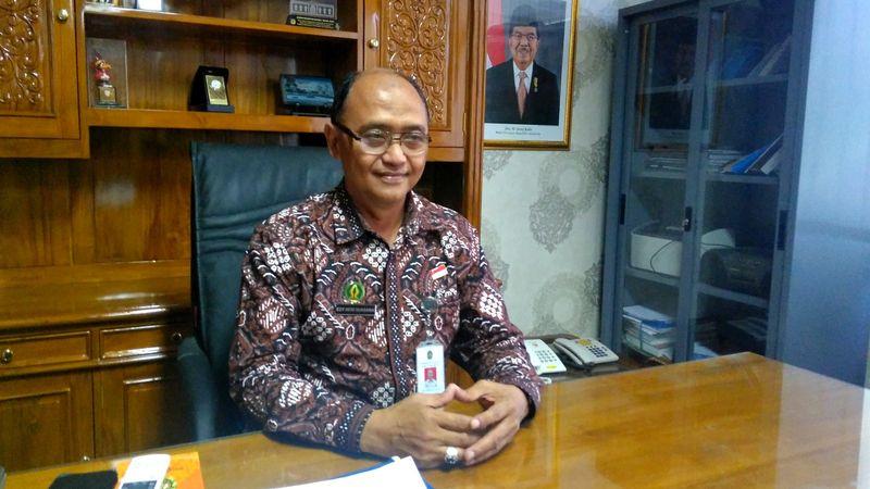Kepala Dinas Pendidikan (Disdik) Kota Yogyakarta, Edi Heri Suasana