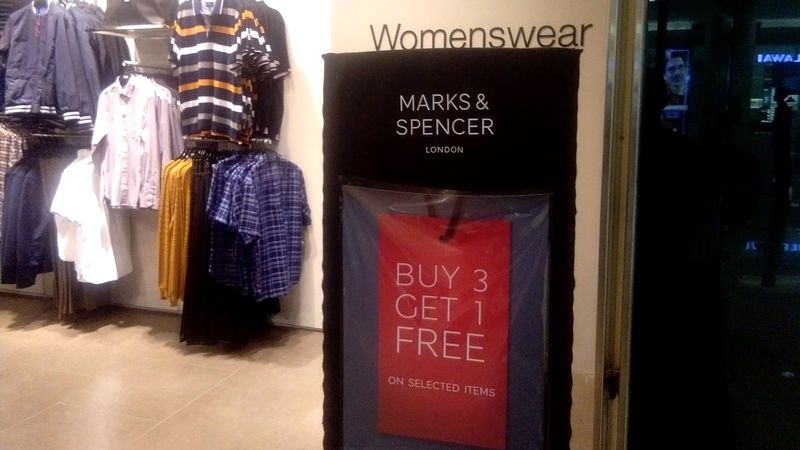 the back to basics marketing approach of marks and spencer Profits at marks and spencer have fallen for the third consecutive year, we ask experts what they would do to fix the high street chain.