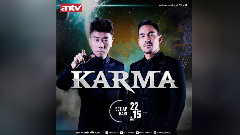 Poster program 'Karma The Series'