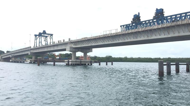 Jembatan Wear Arafura, Maluku
