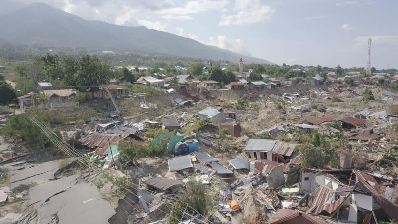 gempa bumi, tsunami palu
